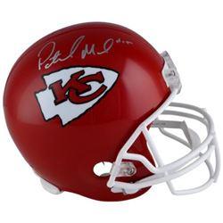Patrick Mahomes Signed Chiefs Full-Size Helmet (Fanatics Hologram)