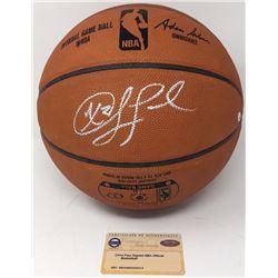 Chris Paul Signed Spalding Basketball (Steiner COA)