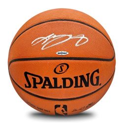 LeBron James Signed Official NBA Game Ball (UDA COA)