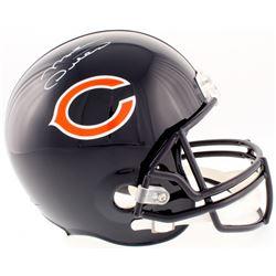 Mike Ditka Signed Bears Full-Size Helmet (Beckett COA)