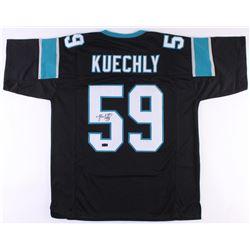 Luke Kuechly Signed Panthers Jersey (Radtke COA)