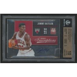 2012-13 Elite Rookie Inscriptions #39 Jimmy Butler (BGS 10)