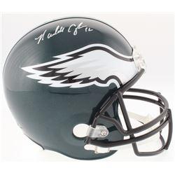 Randall Cunningham Signed Eagles Full-Size Helmet (JSA COA)