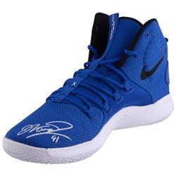 Dirk Nowitzki Signed Nike Hyperdunk Basketball Shoe (Fanatics Hologram)
