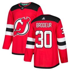 Martin Brodeur Signed LE Devils Jersey With Multiple Inscriptions (Fanatics Hologram)