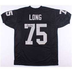 Howie Long Signed Raiders Jersey (JSA COA)