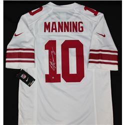 Eli Manning Signed Giants Jersey (Steiner Hologram)