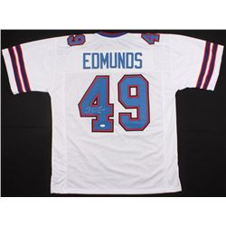 Tremaine Edmunds Signed Bills Jersey (JSA COA)