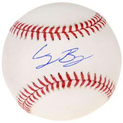 Cody Bellinger Signed OML Baseball (MLB Hologram  Fanatics Hologram)