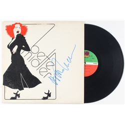 """Bette Midler Signed """"Bette Midler'"""" Vinyl Record Album Cover (JSA COA)"""
