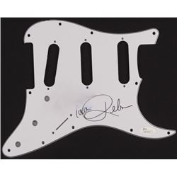 "Reba McEntire Signed Electric Guitar Pickguard Inscribed ""Love"" (JSA COA)"