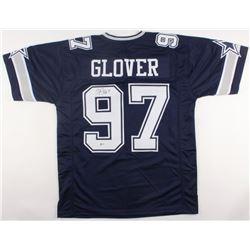 La'Roi Glover Signed Cowboys Jersey (Beckett COA)