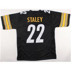 Duce Staley Signed Steelers Jersey (Beckett COA)