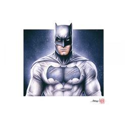Thang Nguyen - Batman 8x12 Signed Limited Edition Giclee on Fine Art Paper #/25