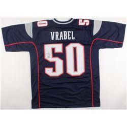 Mike Vrabel Signed Patriots Jersey (Beckett COA)