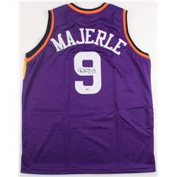 Dan Majerle Signed Suns Jersey (JSA COA)
