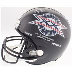 Mike Ditka Signed Bears Super Bowl XX Full-Size Helmet (Schwartz COA)