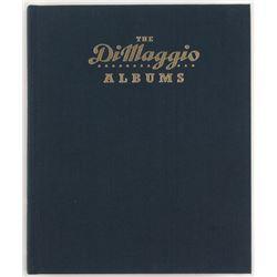 "Joe DiMaggio Signed ""The DiMaggio Albums: Volume 1"" Hardcover Book (JSA Hologram)"