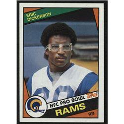 1984 Topps #280 Erik Dickerson RC