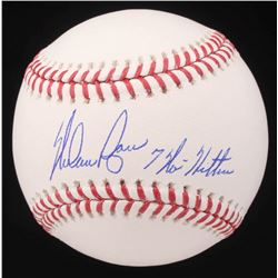 "Nolan Ryan Signed OML Baseball Inscribed ""7 No-Hitters"" (AI Verified COA  Ryan Hologram)"