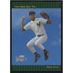 1993 Select #360 Derek Jeter RC