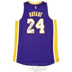 Kobe Bryant Signed Lakers Adidas Swingmann Jersey (Panini COA)