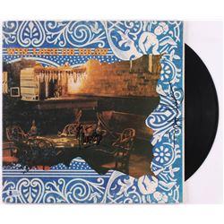 "Gregg Allman  Jaimoe Signed ""Win, Lose or Draw"" Vinyl Record Album (Beckett COA)"