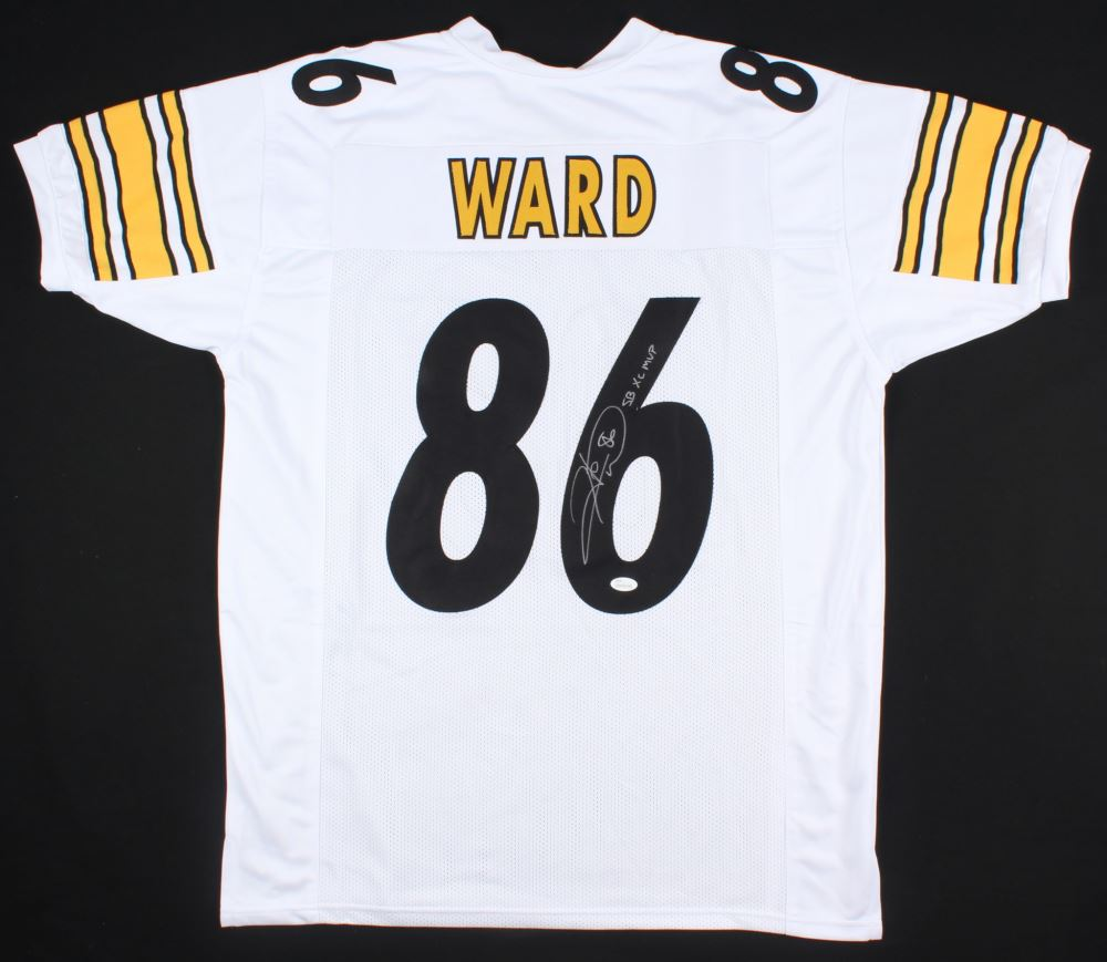 e336c169cfa Image 1   Hines Ward Signed Steelers Jersey Inscribed