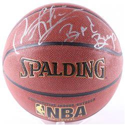 "Dennis Rodman Signed Spalding Basketball Inscribed ""Bad Boys"" (Schwartz COA)"