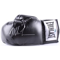 Mike Tyson Signed Everlast Boxing Glove (Schwartz COA)