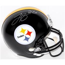 Le'Veon Bell Signed Steelers Full-Size Helmet (JSA COA)