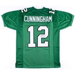 Randall Cunningham Signed Eagles Jersey (JSA COA)