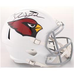 David Johnson Signed Cardinals Full-Size Speed Helmet (Beckett COA)