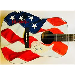 Kid Rock Signed Full-Size USA Acoustic Guitar (JSA COA)