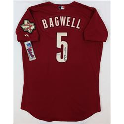 Jeff Bagwell Signed Astros Jersey (TriStar Hologram)
