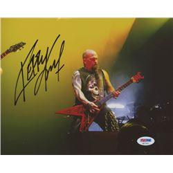 Kerry King Signed Slayer 8x10 Photo (PSA COA)