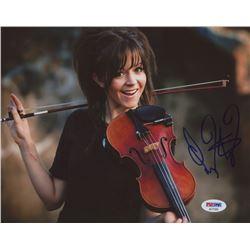 Lindsey Stirling Signed 8x10 Photo (PSA COA)