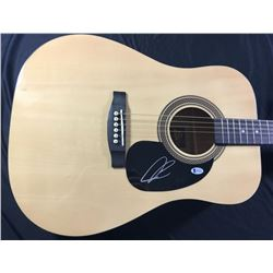 Joe Bonamassa Signed Full-Size Rogue Dreadnought Acoustic Guitar (Beckett COA)