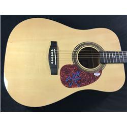 Sam Hunt Signed Full-Size Rogue Dreadnought Acoustic Guitar (PSA COA)