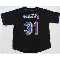 Mike Piazza Signed Mets Jersey (JSA COA)