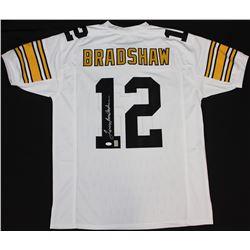 Terry Bradshaw Signed Steelers Jersey (JSA COA)
