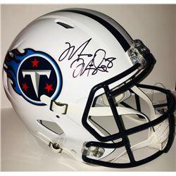 Marcus Mariota Signed Titans Full-Size Speed Helmet (JSA COA)