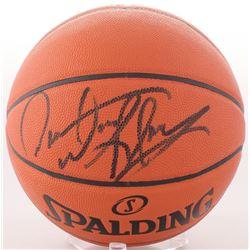 Dennis Rodman Signed NBA Game Ball Series Basketball (Beckett COA)