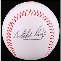 Satchel Paige Signed Baseball (JSA LOA)