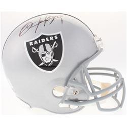 Bo Jackson Signed Raiders Full-Size Helmet (Radtke Hologram  Jackson Hologram)