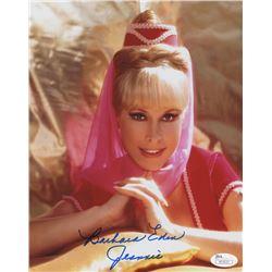 "Barbara Eden Signed ""I Dream of Jeannie"" 8x10 Photo Inscribed ""Jeannie"" (JSA COA)"