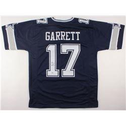 Jason Garrett Signed Cowboys Jersey (Beckett COA)