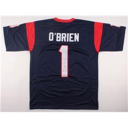 Bill O'Brien Signed Texans Jersey (Beckett COA)