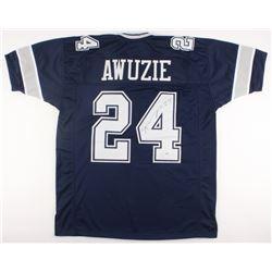 Chidobe Awuzie Signed Cowboys Jersey (PSA COA)
