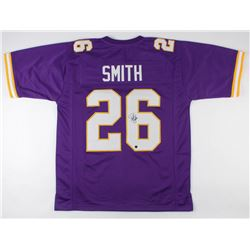 Robert Smith Signed Vikings Jersey (Smith Hologram)